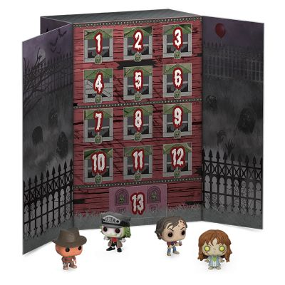 Halloween kalendář 13 figurek