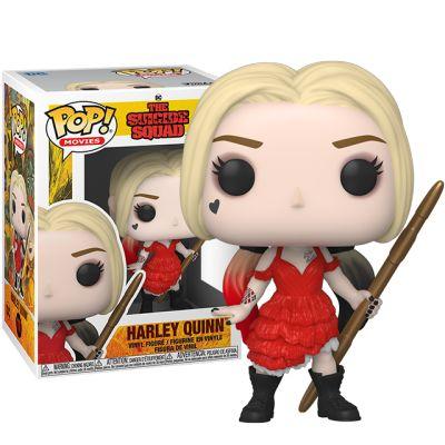 Harley Quinn v šatech