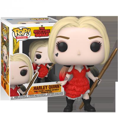 Funko POP Harley Quinn v šatech