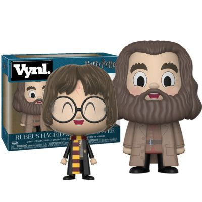 Harry a Hagrid 2-pack Vynl