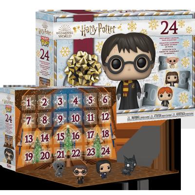 Pocket POP Harry Potter 2021 adventní kalendář 24 figurek