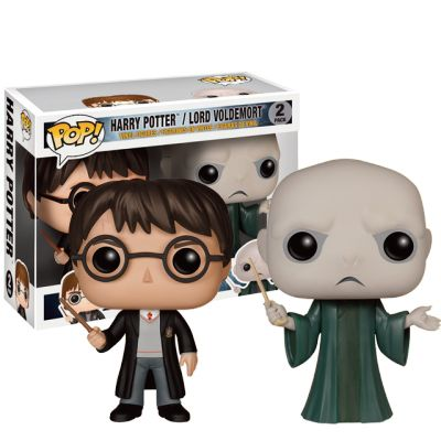 Harry Potter a Voldemort
