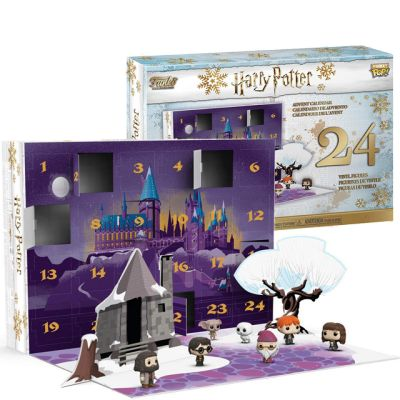 Harry Potter adventní kalendář 24 figurek