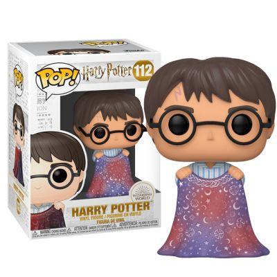 Harry Potter s Neviditelným pláštěm