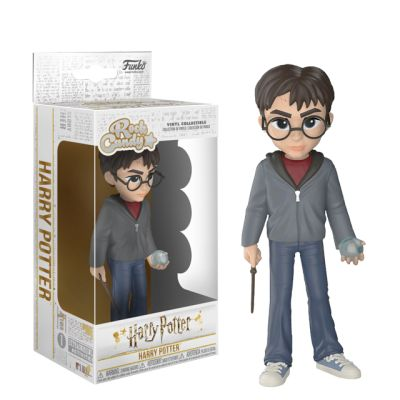 Harry Potter s věštbou - Rock Candy