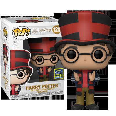 Funko POP Harry Potter Světový pohár SDCC