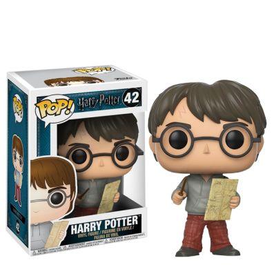 Harry s Pobertovým plánkem