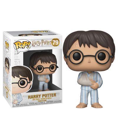 Harry v pyžamu