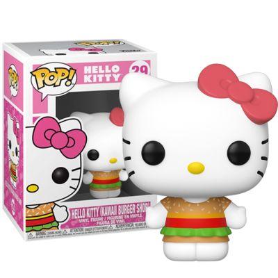 Hello Kitty Burger Shop