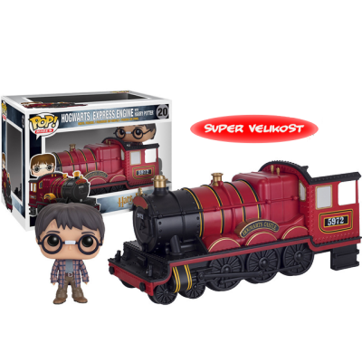 Hogwarts Express s Harrym