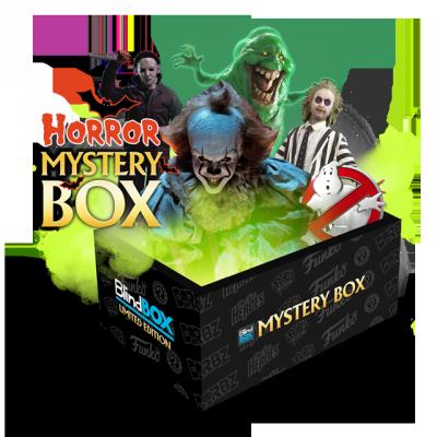 Horror #10 Mystery Box