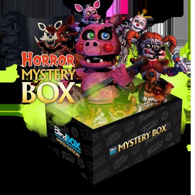 Horror #13 FNAF Mystery Box