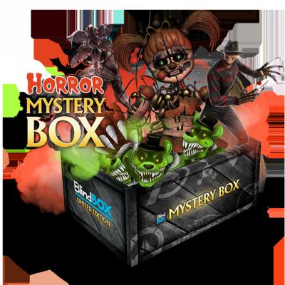 Horror #4 - Mystery Box