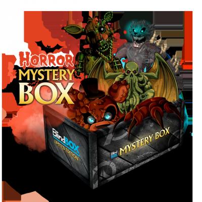 Horror #5 - Mystery Box