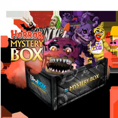 Horror #6 - Mystery Box