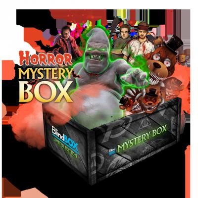 Horror #7 Mystery Box