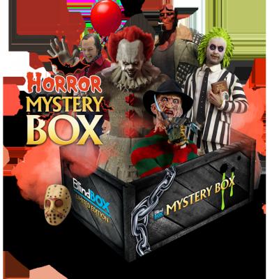 Horror #8 Mystery Box