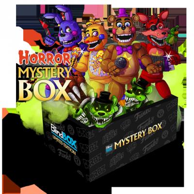 Horror #9 FNAF Mystery Box
