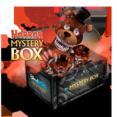 Horror #1 - Mystery Box