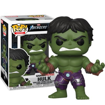 Hulk - Avengers Game