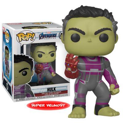 Hulk s rukavicí - Endgame