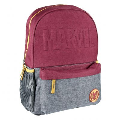 Iron Man Marvel School Backpack