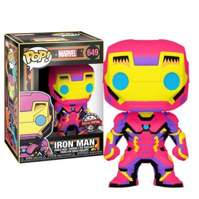 Iron Man - Black Light
