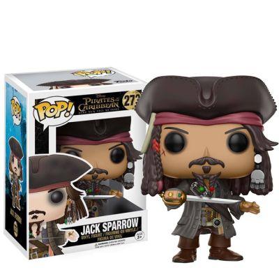 Jack Sparrow - Piráti z Karibiku