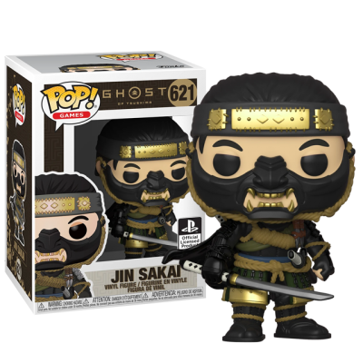 Funko POP Jin Sakai - Ghost of Tsushima