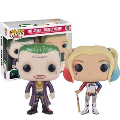 Joker & Harley - Suicide Squad