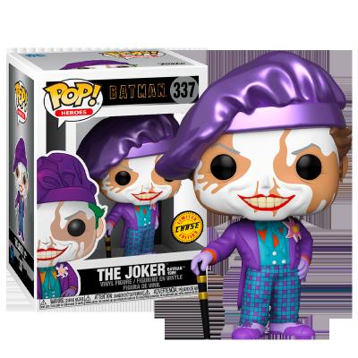 Funko POP Joker 1989 - Batman CHASE