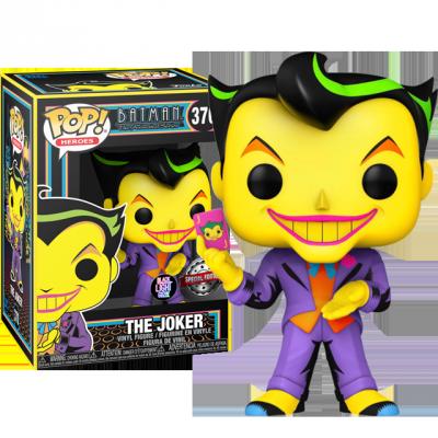 Funko POP Joker - Black Light