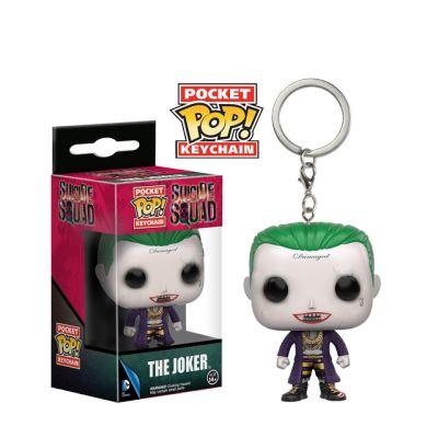 Joker - přívěsek na klíče