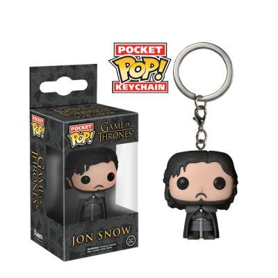 Jon Snow - přívěsek na klíče