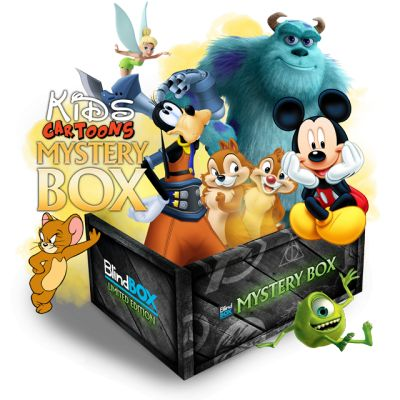 Kids Cartoons #2 Mystery Box