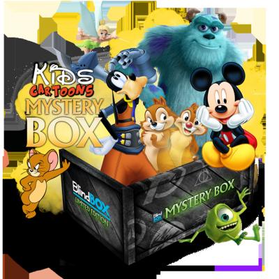 Kids Cartoons #2 Mystery Box