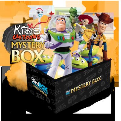 Kids #3 Toy Story Mystery Box