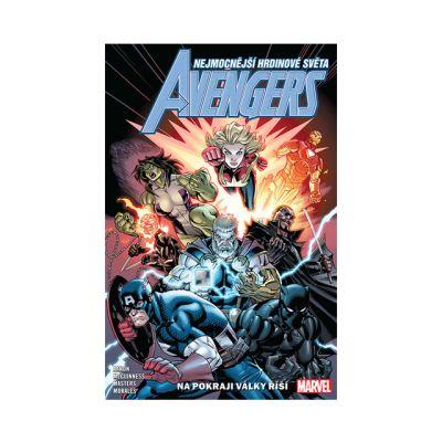 Komiks Avengers 4: Na pokraji Války říší