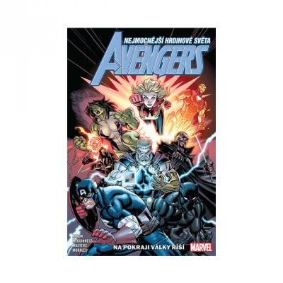 Crew Komiks Avengers 4: Na pokraji Války říší