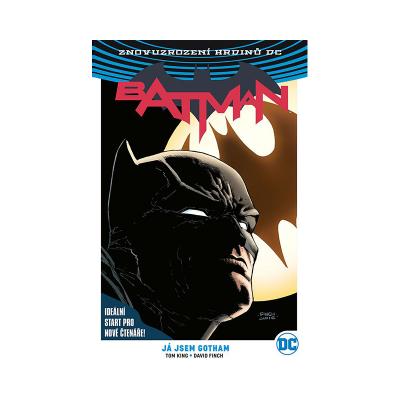 Crew Komiks Batman - Já jsem Gotham