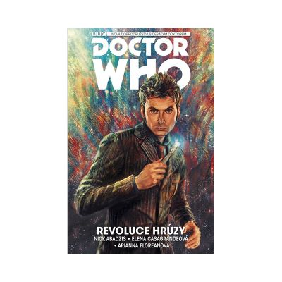 Komiks Doctor Who: Revoluce hrůzy