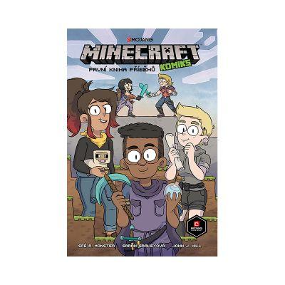 Komiks Minecraft komiks: První kniha příběhů