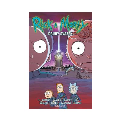 Crew Komiks Rick a Morty 2