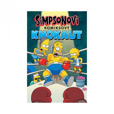 Crew Komiks Simpsonovi: Komiksový knokaut
