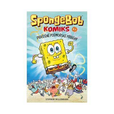 Crew Komiks Sponge Bob 1: Praštěné podmořské příběhy
