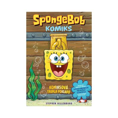 Crew Komiks Sponge Bob: Komiksová truhla pokladů