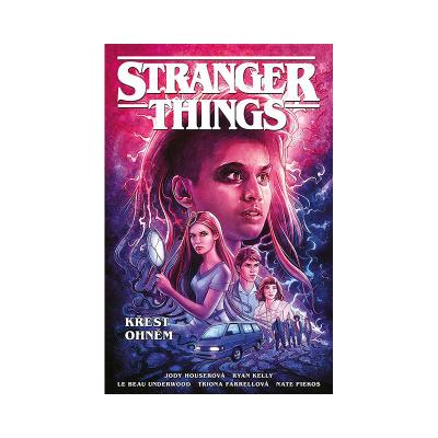 Crew Komiks Stranger Things: Křest ohněm