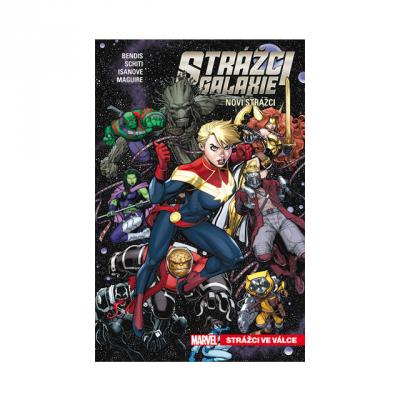 Crew Komiks Strážci galaxie - Noví Strážci 3: Strážci ve válce