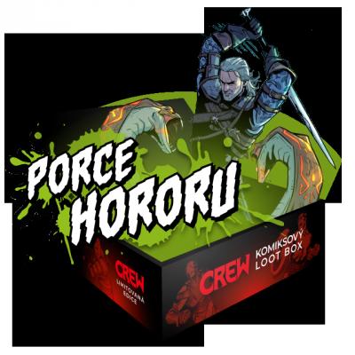 Crew Komiksový Box: Porce hororu