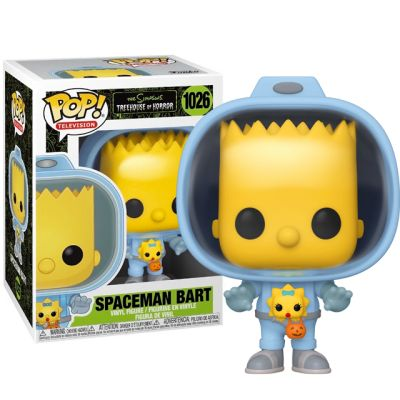 Spaceman Bart